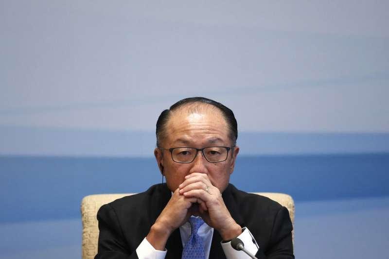 世界銀行總裁人選:現任總裁金墉原任期至2022年,日前卻突然宣布提早卸任(AP)