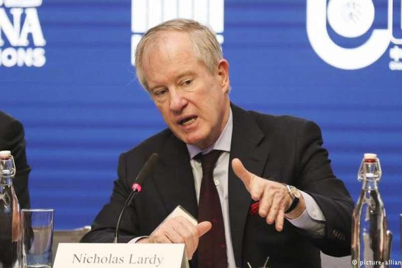 作為一位知名的中國問題專家,Nicholas R. Lardy過去幾年一直言辭堅定地否決一切看空中國經濟的說法。(德國之聲)