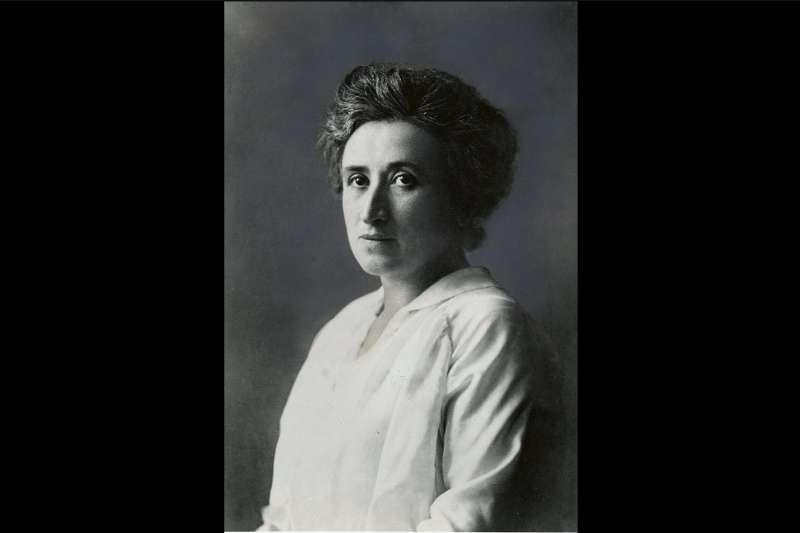 羅莎・盧森堡(Rosa Luxemburg)(wikipedia/public domain)