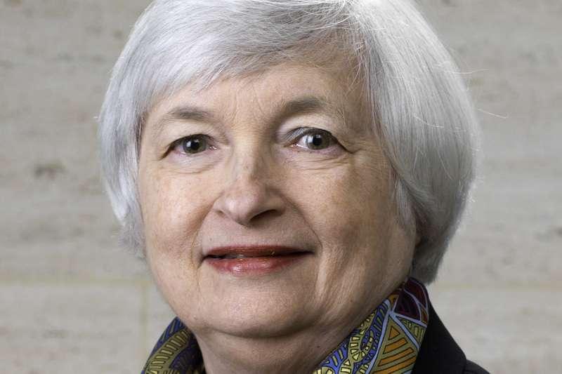 前美國聯邦準備理事會主席葉倫坦言,全球經濟在2018年的強力增長後將放緩,美國很可能已經歷本輪週期最後一次加息。(圖取自維基百科)