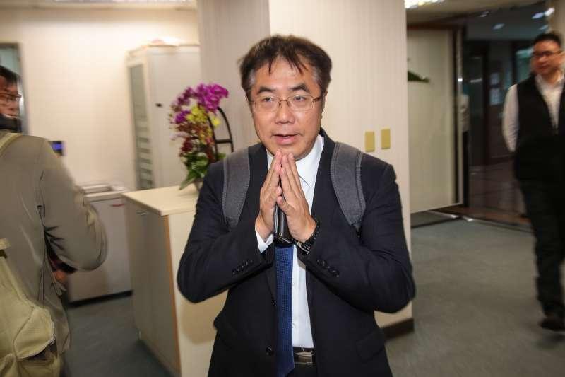 陳昭南專欄:黃偉哲大喊「政治0分」就是給中共「可乘之機」!-風傳媒