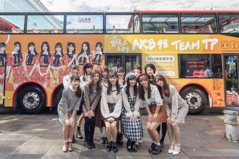 AKB48 Team TP單曲銷量開紅盤,究竟是能保持佳績還是曇花一現?(圖/AKB48 Team TP粉絲專頁)