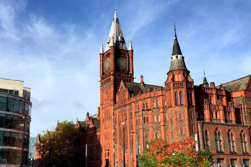 英國利物浦大學(微博)