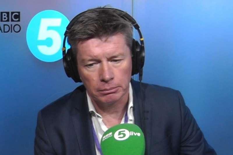 理查.梅森(Richard Mason )在英國廣播公司電台播音室講述自己發現真相那一刻的情形和感受(BBC中文網)