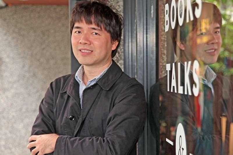 台大土木所畢業的劉旭恭選擇當繪本作家,而過去工科訓練也無礙他童心的展現,他的作品總能呈現出人意表的創意和質樸的趣味。(圖/未來family提供)