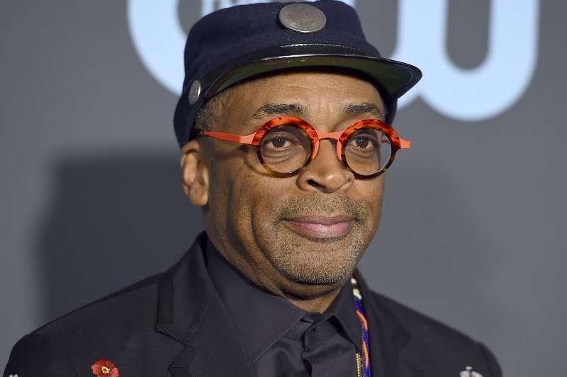 美國黑人導演史派克李可望以《黑色黨徒》入圍奧斯卡最佳導演獎(AP)