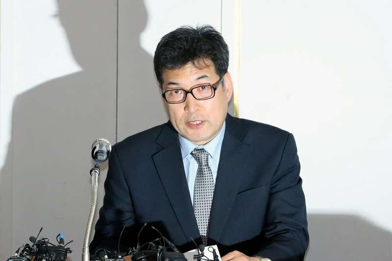 南韓體壇「#MeToo」運動:冰上聯盟副主席全明奎。(AP)