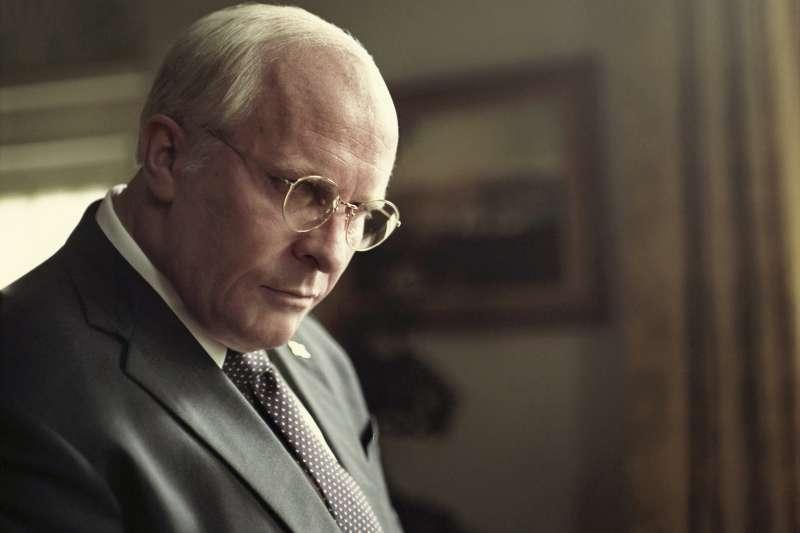 克里斯汀貝爾以《為副不仁》入圍最佳男主角。(AP)
