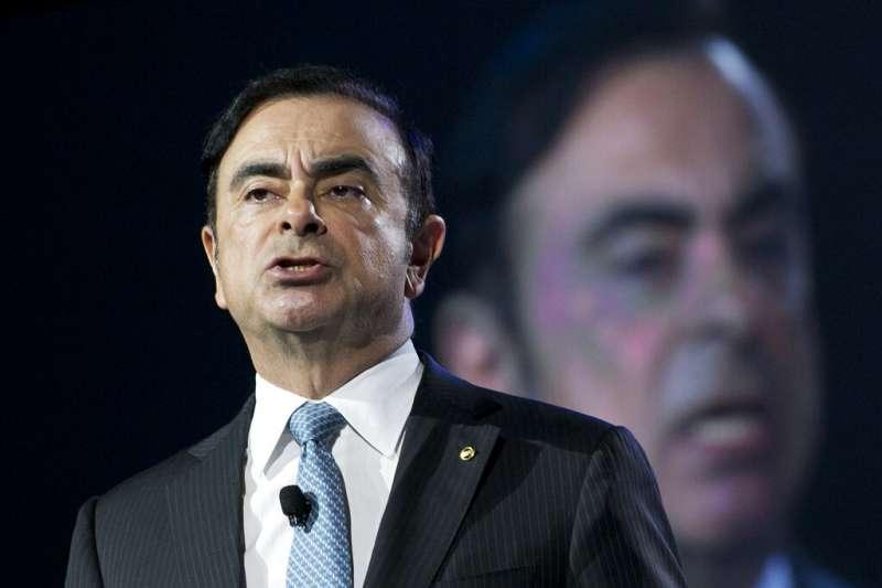 日本汽車大廠日產前董事長戈恩(Carlos Ghosn)。(美聯社)