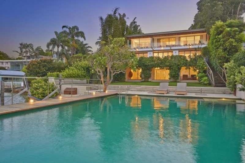 章澤天為何賠本出售俯瞰雪梨海景的豪宅,引發外界聯想(圖片來源:新浪科技)