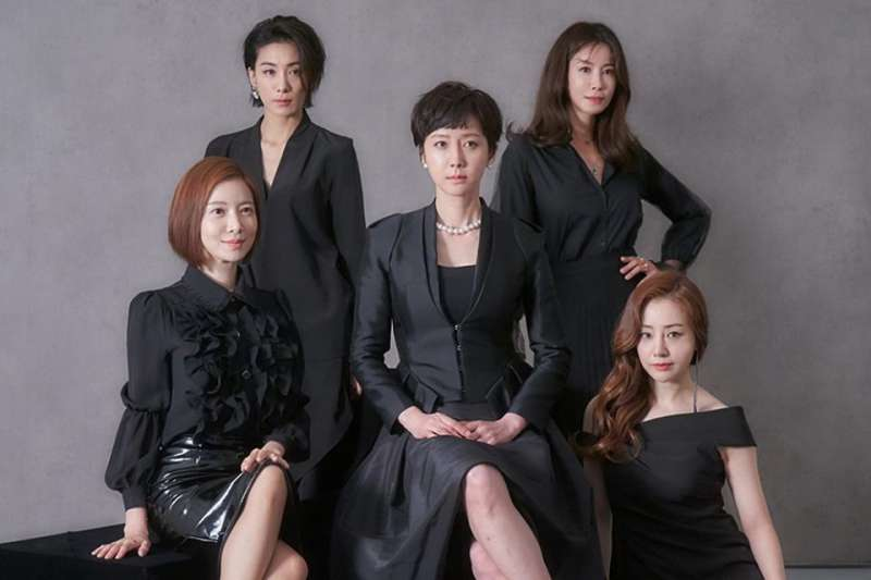 韓劇《SKY Castle》中的頂級社區,竟然真的存在!(圖/取自JTBC Drama@facebook)