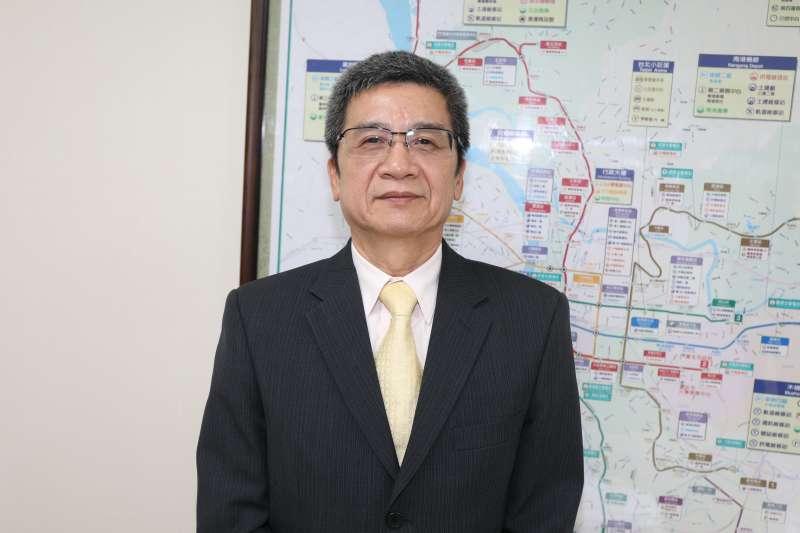 台北捷運公司23日宣布董事長一職將由柯文哲高中同學李文宗出任。(取自台北市政府網站)