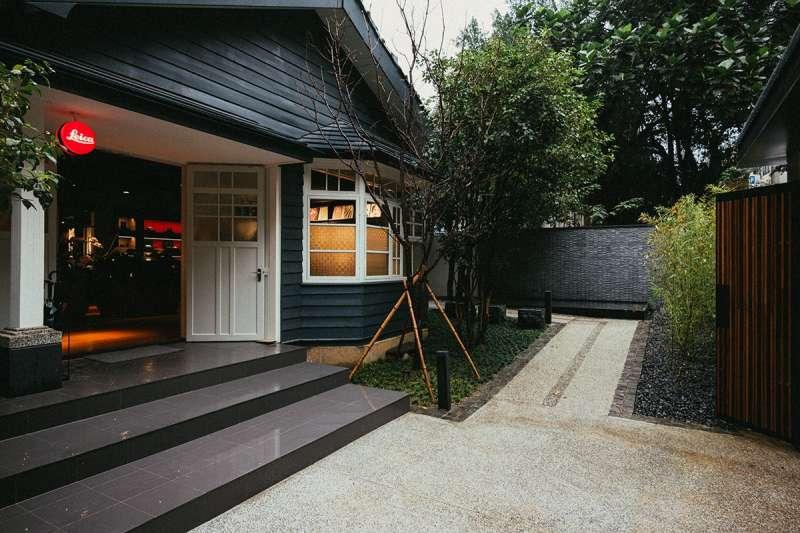 全台首處「徠卡之家」坐落於台北綠寶石-青田街區。(圖/徠卡提供)