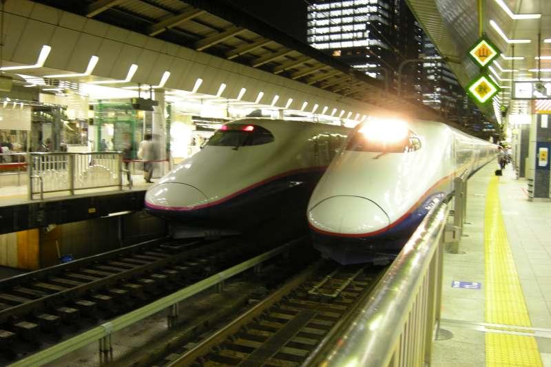 JR東日本「東京站」22、23號月台(Yonezawa-Shi@Wikipedia / CC BY-SA 2.0)