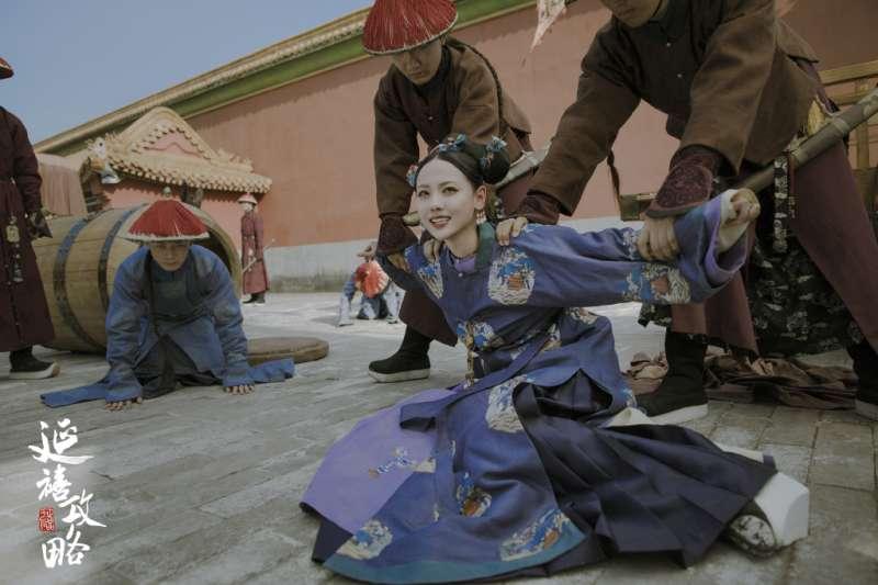 《延禧攻略》等宮鬥劇因不符合中國官方價值觀而遭到禁播。(翻攝官方微博)