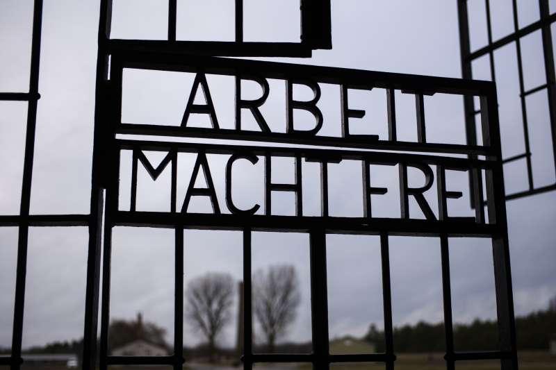 2019年1月27日,國際大屠殺紀念日,奧斯威辛集中營解放74周年紀念日(AP)