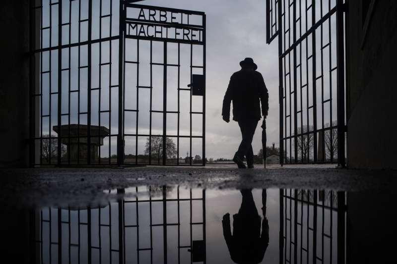 2019年1月27日,國際大屠殺紀念日,奧斯威辛集中營解放74周年紀念日,倖存者(AP)