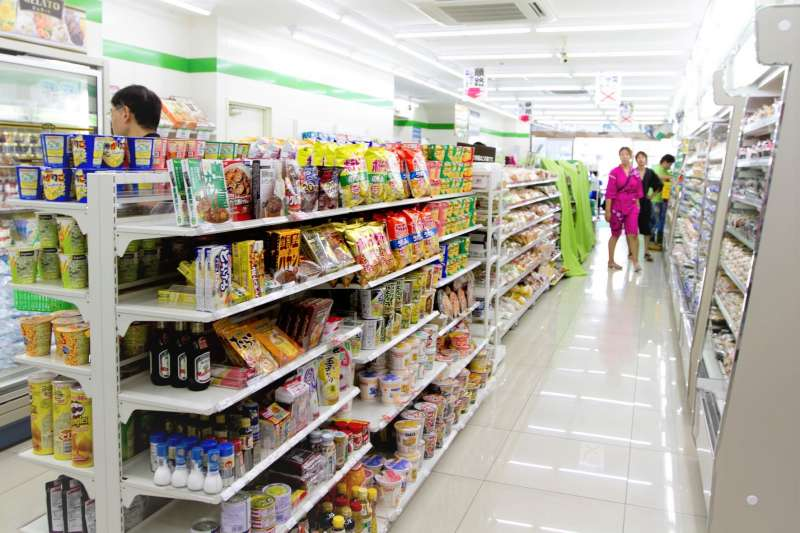 日本超商服務發達,沒想到當日本人來到台灣的便利商店,也有許多讓他們十分驚訝的商品。(示意圖/Party Lin@flickr,與內文無關)
