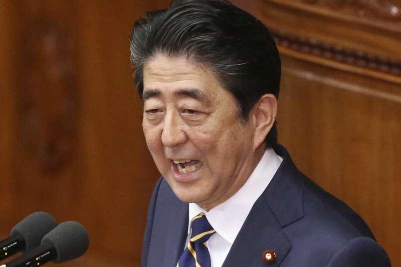311大地震8週年,日本首相安倍晉三今日推文表示,台灣的支援帶給他們無比勇氣,謹藉此機會再次向台灣許多老朋友表達誠摯謝意。(資料照,美聯社)