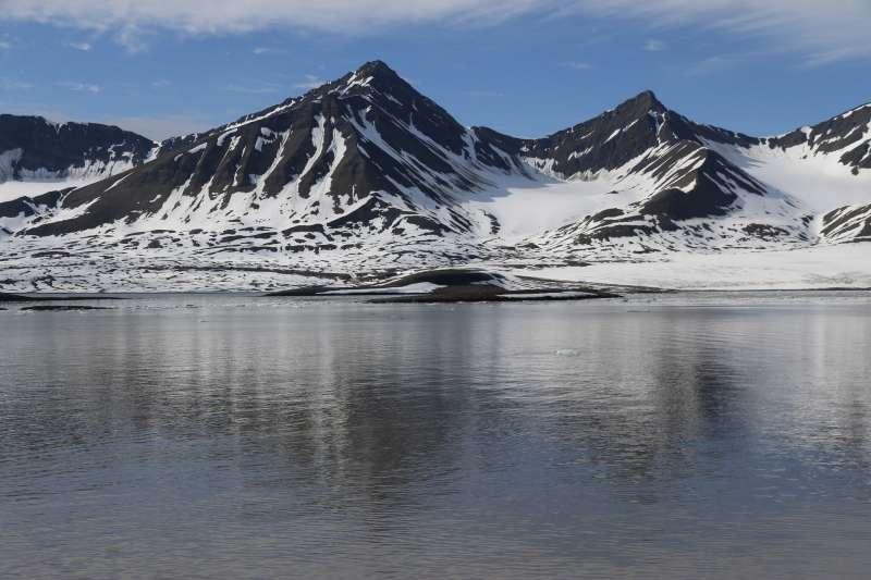 英國科學家在北極圈內的斯瓦巴爾群島發現了超級細菌NDM-1的基因(取自Pixabay)