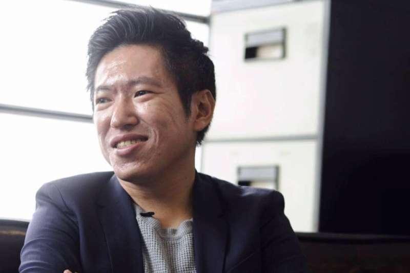 總統府新科發言人張惇涵,是狂熱的西武獅球迷。(資料照,取自張惇涵臉書)