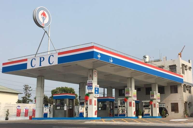 路邊常見的中油加油站。(資料照,取自台灣中油臉書)