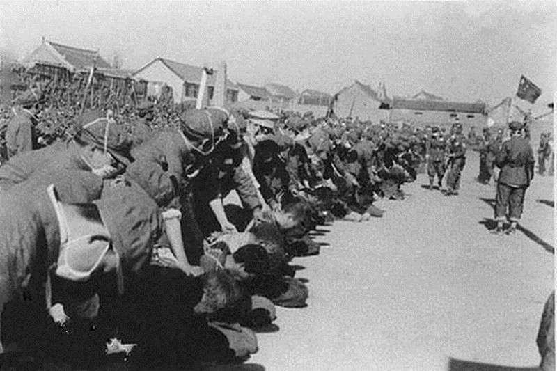 投降共產黨的下場是什麼?這段歷史告訴我們…(圖/百度百科)