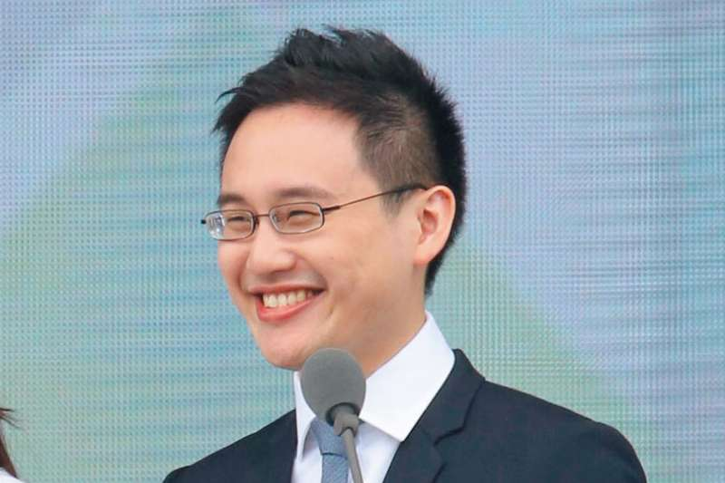 趙怡翔(見圖)日前傳出請辭駐美代表處政治組長一職。(新新聞資料照)