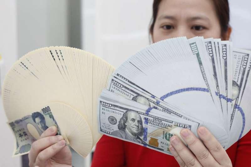 美國聯準會若持續推動緊縮貨幣政策,公債殖利率恐將進一步上升。(郭晉瑋攝)
