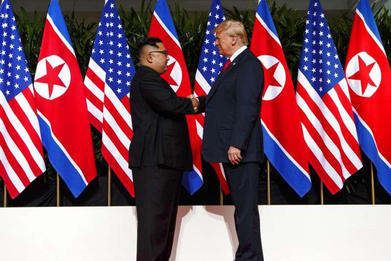 第二次川金會2019年2月27、28日越南登場(AP)