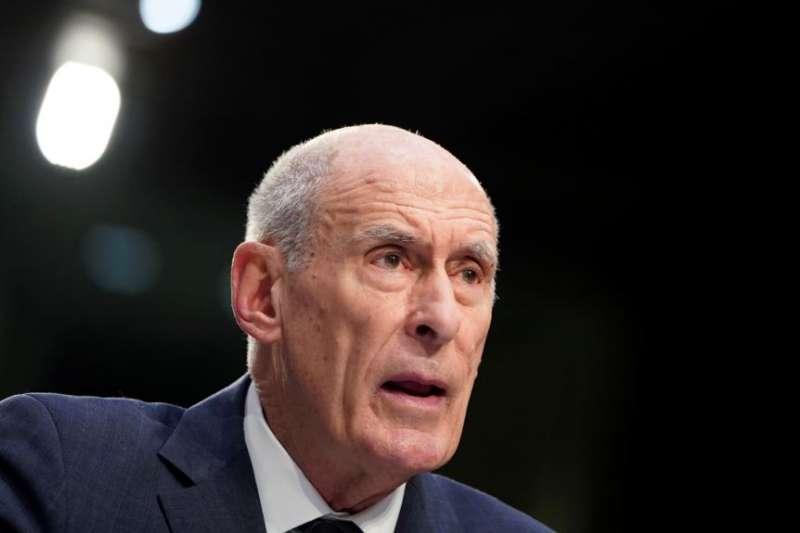 美國家情報總監科茨在參議院情報委員會全球威脅年度聽證會上作證。2019年1月29日