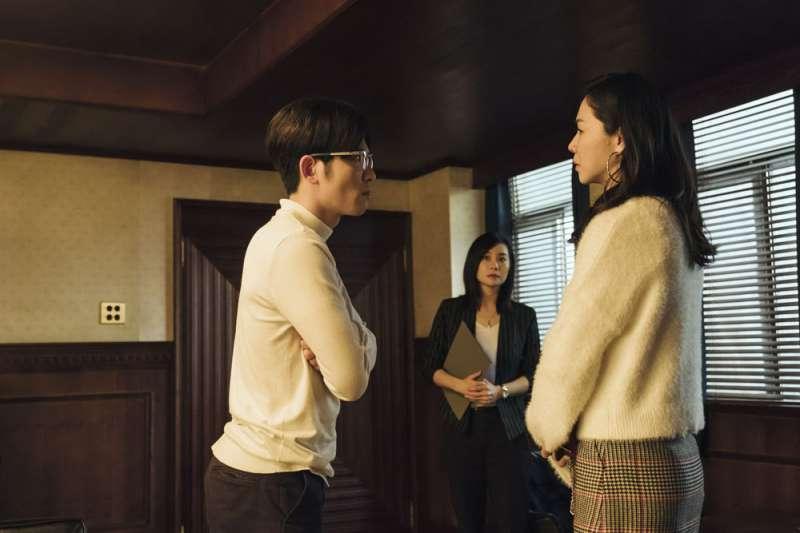 《魂囚西門》由公視、中華電信和Netflix合作,挑戰台味類型片市場。(公視提供)