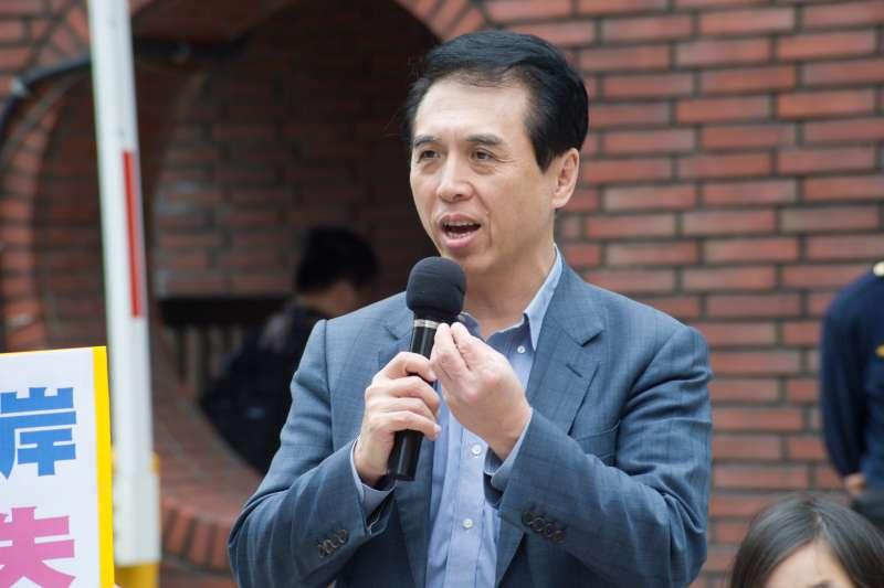 2020立委選舉》宣布讓出中壢選區 陳學聖:不願見黨內自相殘殺-風傳媒