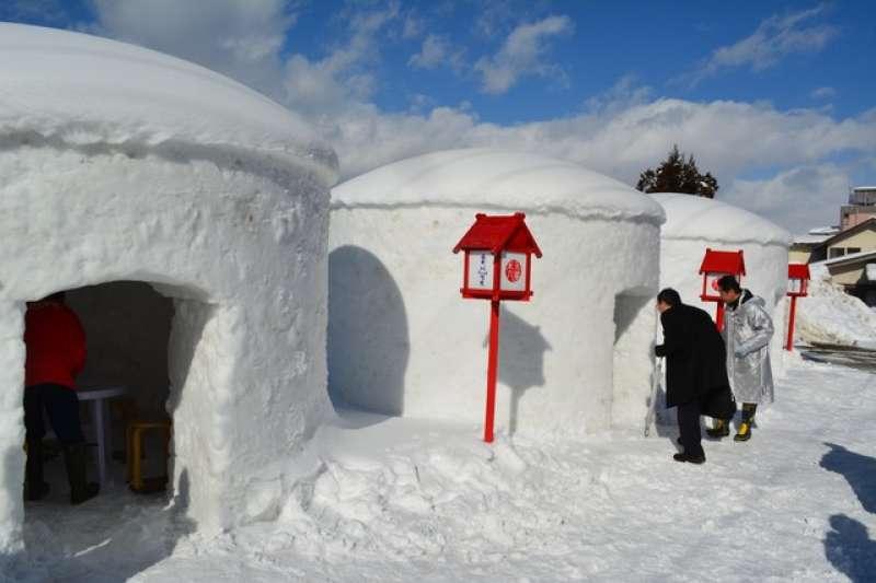 為了將雪作為觀光資源活用,雪屋也在今年冬天登場。(圖/潮日本提供)