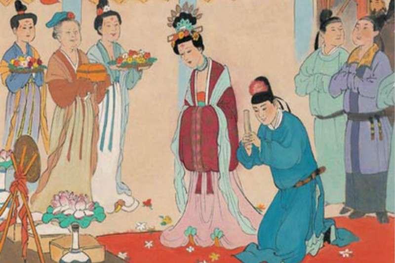 宋朝人同姓結婚竟然要被關?(圖/時報出版提供)