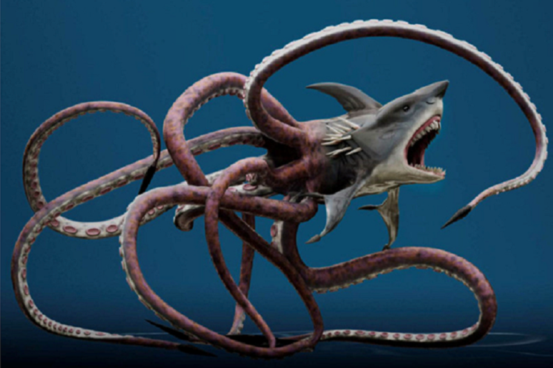 當環境變遷導致滅絕危機時,坐困淺灘的金融大白鯊該如何演化?