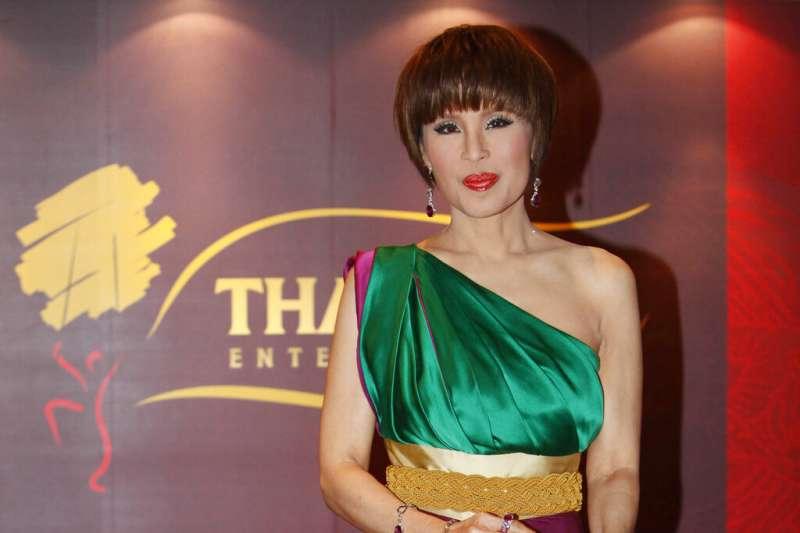 泰國烏汶叻公主2010年3月24日出席泰國電影藝文活動。(AP)
