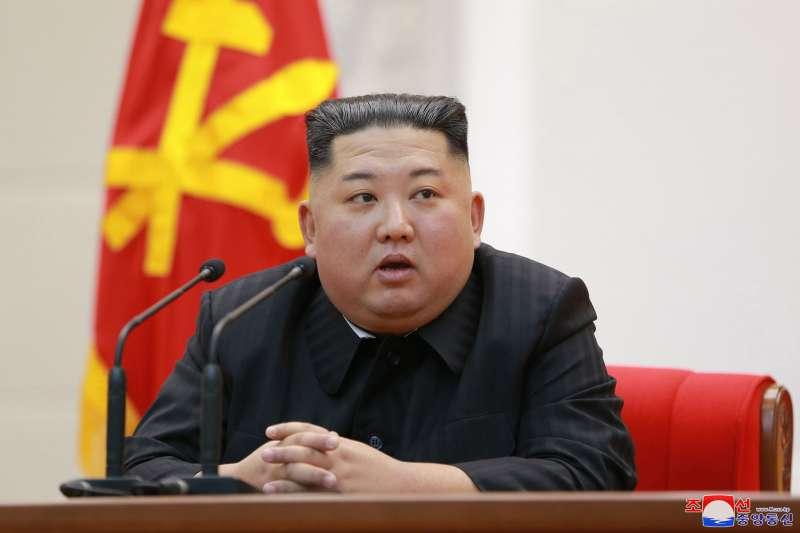 2019年2月8日,北韓朝鮮人民軍建軍節,金正恩發表談話(AP)