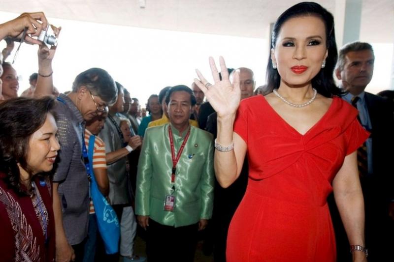 烏汶叻公主參選總理,消息震憾泰國政壇(BBC中文網)