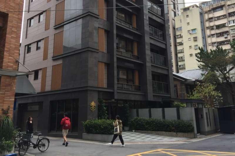 梵蒂岡駐台灣大使館(VOA)