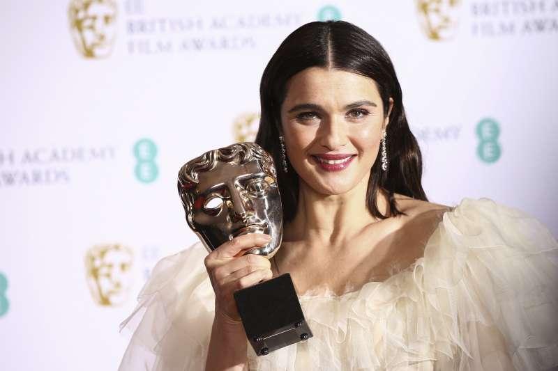 第72屆英國影藝學院獎(BAFTA):瑞秋懷茲以《真寵》拿下最佳女配角(AP)