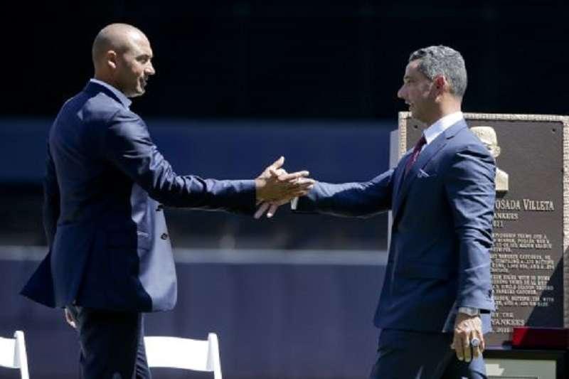 基特(左)將邀請老戰友波沙達(右)成球隊特別顧問。(美聯社)