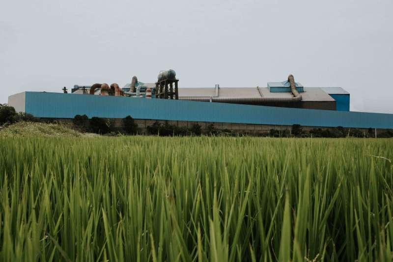 建順煉鋼致力環境保護降低汙染。(圖/建順煉鋼)
