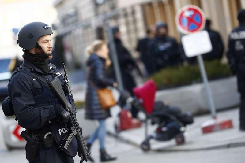 2019年2月,慕尼黑安全會議(AP)
