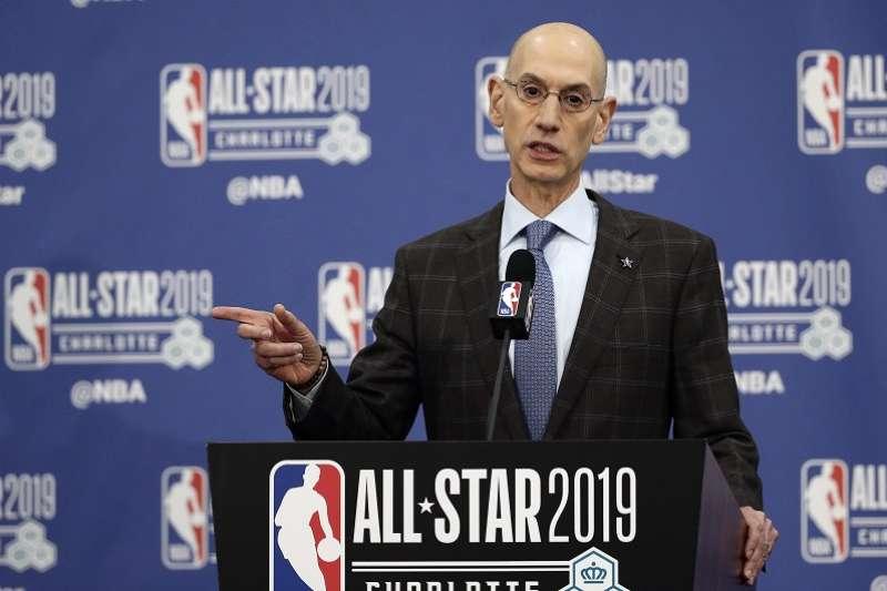 NBA將和國際籃球總會合作,計畫在非洲籌組非洲籃球聯盟。(美聯社)