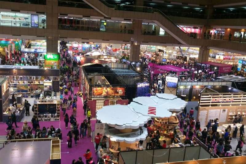 台北國際書展17日落幕。(文化部提供)