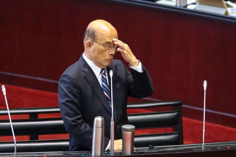 獨家》同婚專法名稱未定!行政院主導,蘇貞昌原傾向同性婚姻法,但不以黨紀約束立委-風傳媒