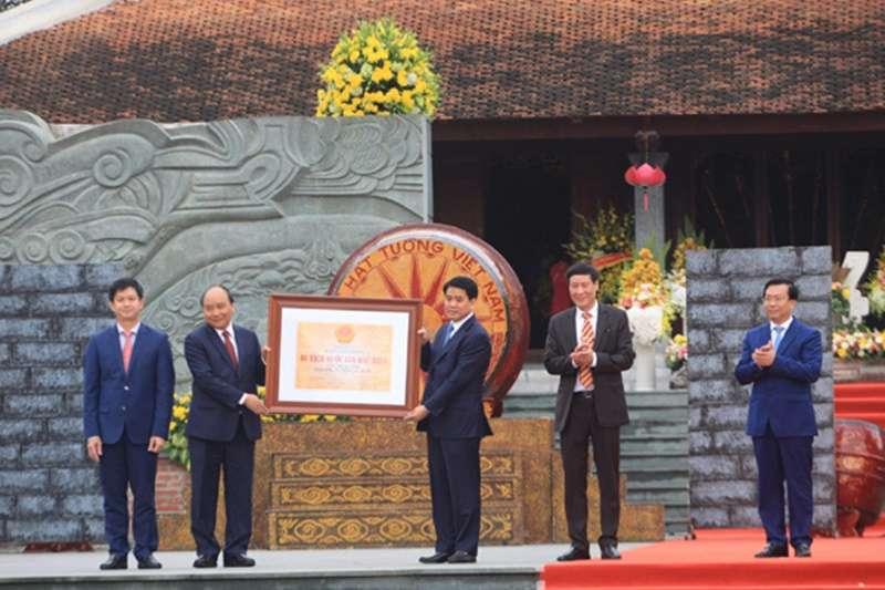 越南政府於今年2月15日高調舉辦越中邊界戰爭40週年紀念研討會並公布許多珍貴史料。此外,也於2月9日大張鑼鼓辦理阮惠大敗清國軍隊的戰勝230週年紀念日。(圖/想想論壇)