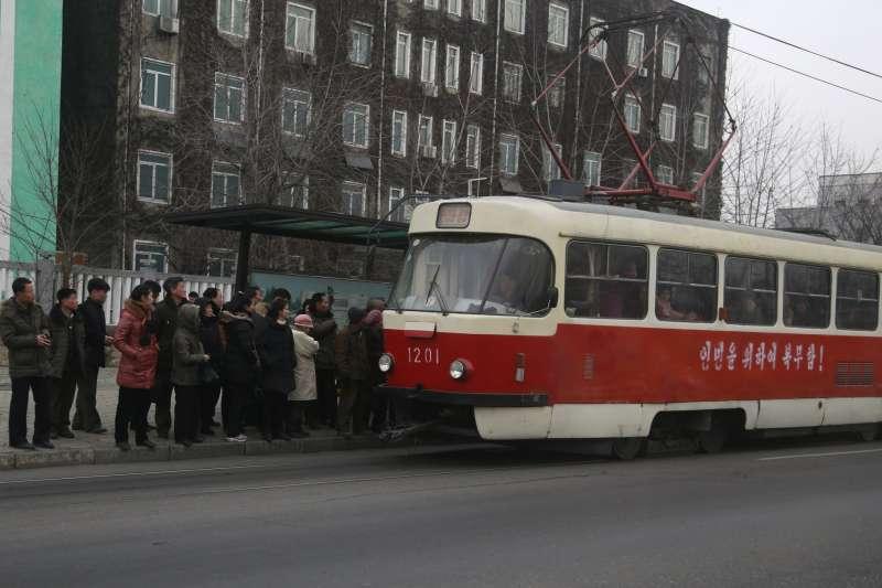 北韓平壤大眾運輸全面升級(AP)