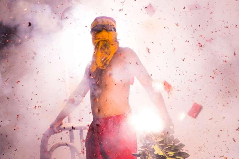外籍生在台灣體驗「寒單爺」傳統,他們的感想是…(示意圖/台東 感覺@flickr)
